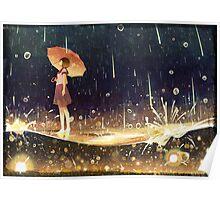 Golden Rain Poster
