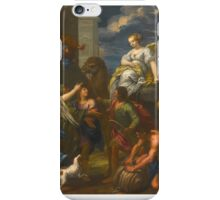 Giovanni Coli, Filippo Gherardi LUCCA  ELIEZAR AND REBECCA iPhone Case/Skin