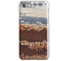 Texture 6 iPhone Case/Skin