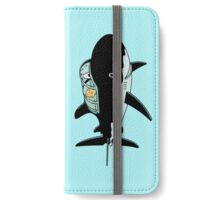 Tintin Submarine iPhone Wallet/Case/Skin