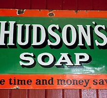 0223 Hudson's Soap by DavidsArt