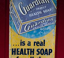 0209 Health Soap by DavidsArt
