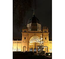 0165 Exhibition Building, Melbourne Photographic Print