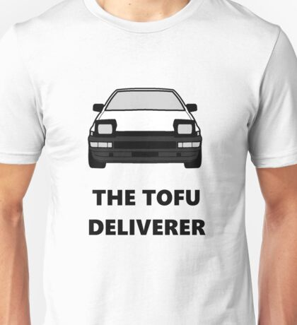 AE86 - The Tofu Deliverer Unisex T-Shirt