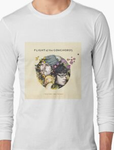 Flight of the Conchords - I Told You I Was Freaky Long Sleeve T-Shirt