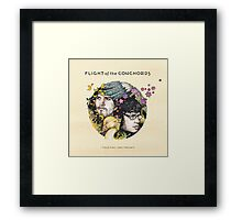 Flight of the Conchords - I Told You I Was Freaky Framed Print