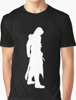 Assassin's Creed altair silhouette black Graphic T-Shirt