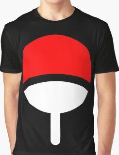 Uchiha Clan symbol Graphic T-Shirt