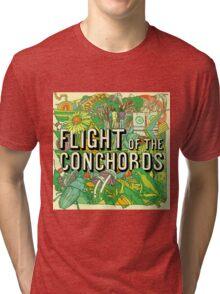 Flight of the Conchords - Album Tri-blend T-Shirt