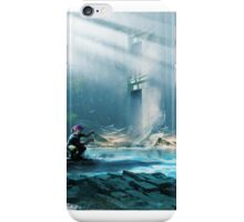 Returning to Earth iPhone Case/Skin