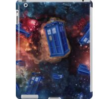 Police Box in Space iPad Case/Skin
