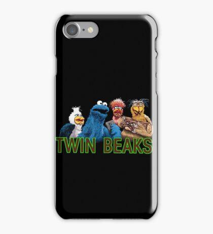 Twin Beaks iPhone Case/Skin