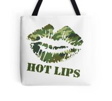 MASH Hot Lips Tote Bag