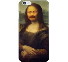The Mona Swanson iPhone Case/Skin