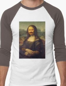 The Mona Swanson Men's Baseball ¾ T-Shirt