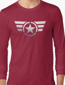 American Son (distressed) Long Sleeve T-Shirt