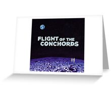 Flight of the Conchords - The Distant Future Greeting Card