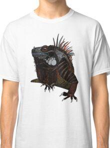 iguana blue Classic T-Shirt