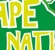 Vape Nation Sticker