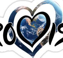 Eurovision-hart Sticker