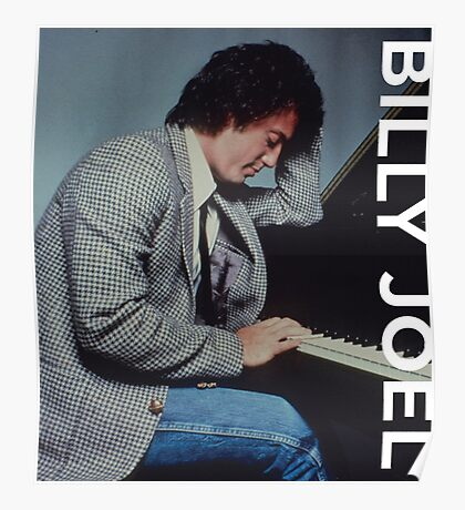Billy Joel Picture Poster