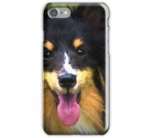 Tri Color Sheltie iPhone Case/Skin