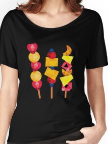 fruit pops Women's Relaxed Fit T-Shirt