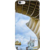 Metropol Parasol - Seville  iPhone Case/Skin