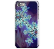 Fire and Ice Fractal iPhone Case/Skin