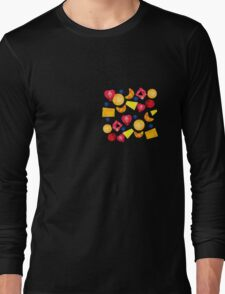 fruit gems Long Sleeve T-Shirt