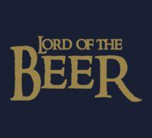 Lord of the BEER Kids Tee