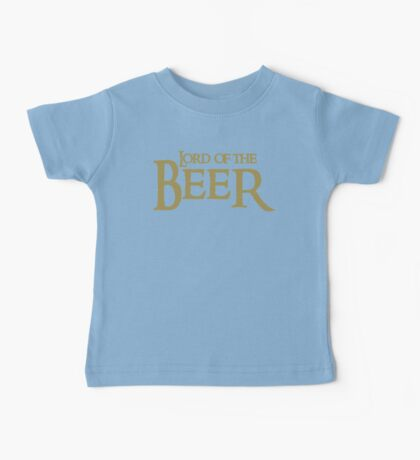 Lord of the BEER Baby Tee
