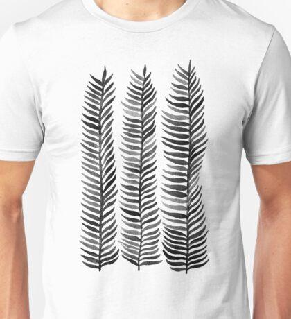 Black Seaweed Unisex T-Shirt