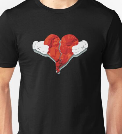 Heart Break Unisex T-Shirt