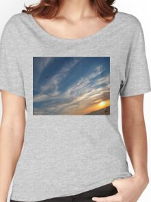 Sunset Travellers Women's Relaxed Fit T-Shirt