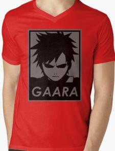 GAARA Mens V-Neck T-Shirt