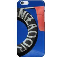 Tire Repair and Flag iPhone Case/Skin