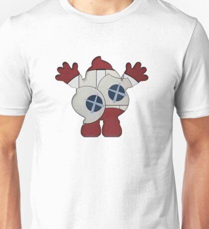 Poop Butt Hi! Unisex T-Shirt
