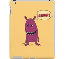Rawr! Monster iPad Case/Skin