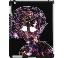 Portrait of Space iPad Case/Skin