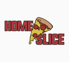 Home slice of Pizza Baby Tee