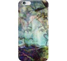 Beautiful Ghost Girl iPhone Case/Skin