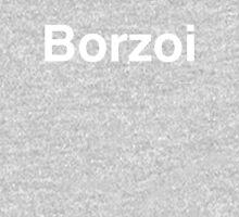 Borzoi Unisex T-Shirt