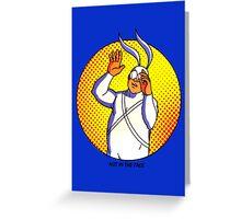the tick- Arthur Greeting Card