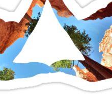Alumni Nature Sticker