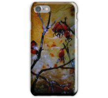 To See and To Tell.. iPhone Case/Skin