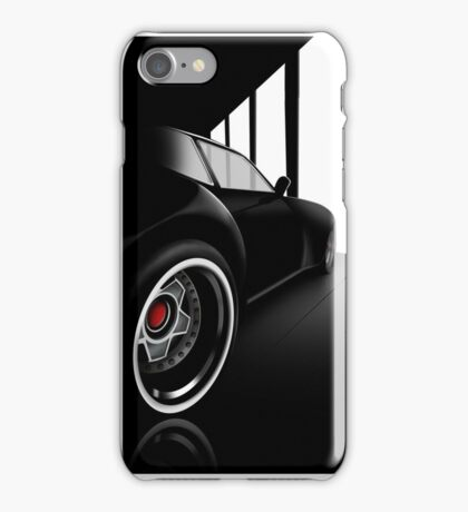 Concept Sports car iPhone Case/Skin