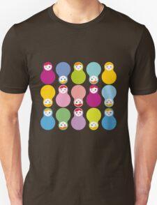 Colourful matryoshka T-Shirt
