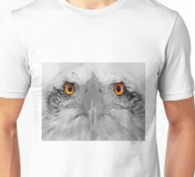 Look into my eyes, not around the eyes but in the eyes. T-Shirt