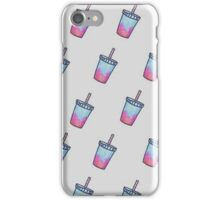 Slush Drinks iPhone Case/Skin
